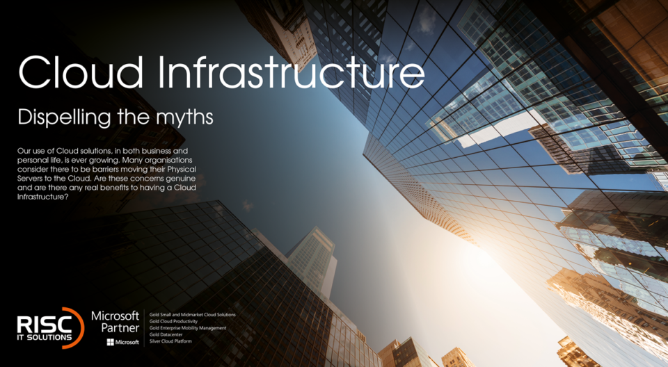 Cloud Infrastructure Dispelling the Myths 2020 Header fw